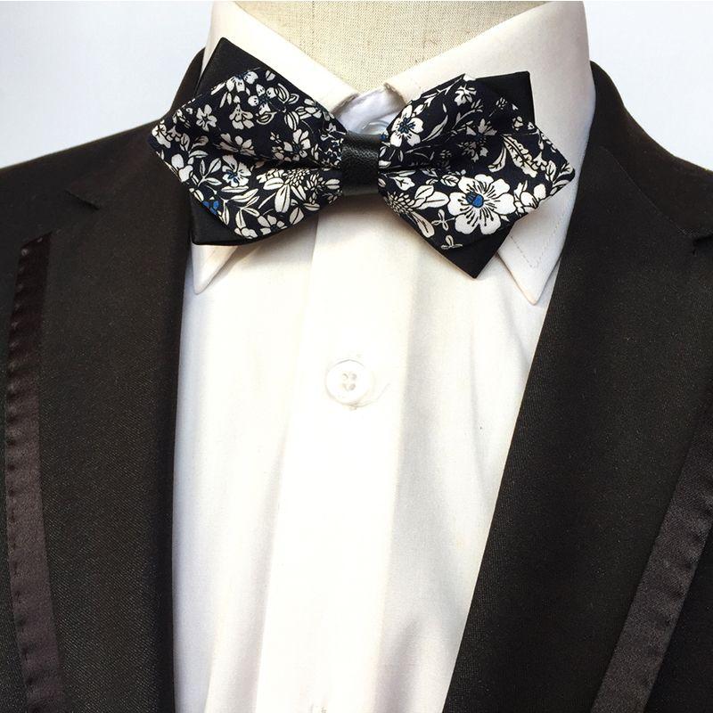 New Black Casual Formal Mens Adjustable Bow Tie Bowtie Tuxedo Suit Wedding UK