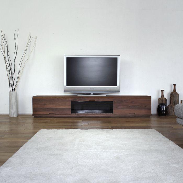 商品名 Linkテレビ台180cmテレビボードローボードカラー ブラウン