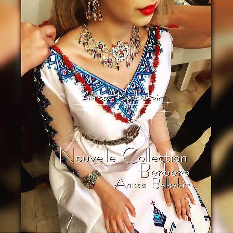 Images about blouza tag on instagram Robes De Maison Kabyles, Robe De  Maison,
