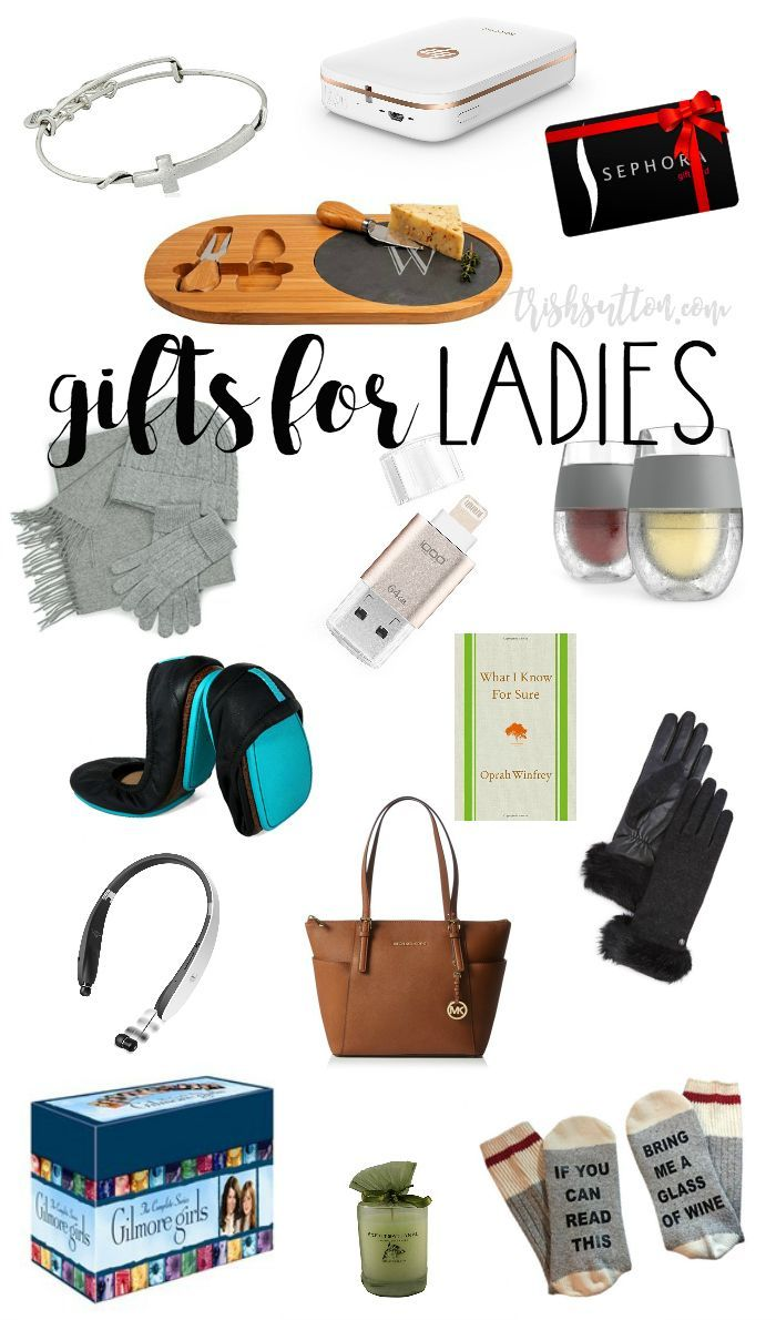 Gifts For Ladies Christmas Gift Guide For Her | Romantic ...