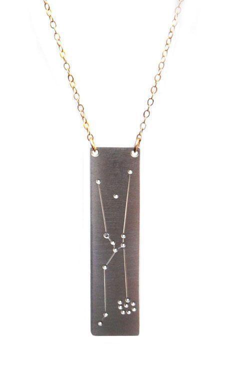 Photo of Taurus Constellation Necklace $ 160 von adorn512. Muss ich kaufen !, # adorn512 #Buy #constel …