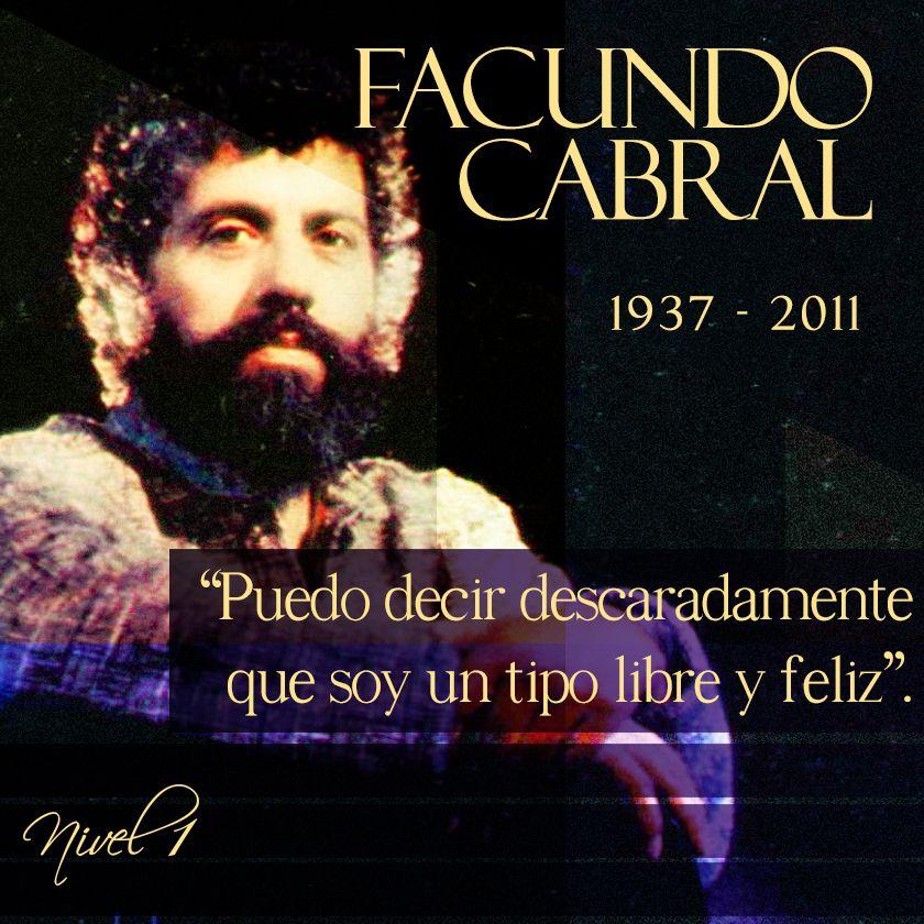 Facundo Cabral | Maravillosas ...