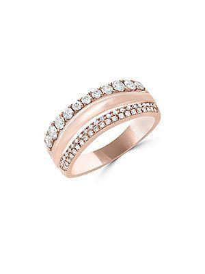 Explore Rose Gold Rings Wedding Bandore