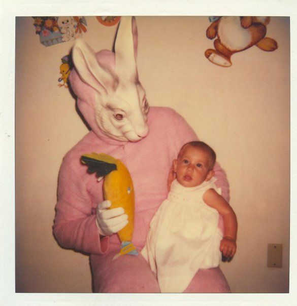 1000+ images about Easter Bunnies: Horrifying Edition on Pinterest ...