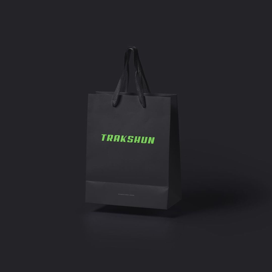 Trakshun Shopping Bag designed by @sarahedesigns__  For commissions, click the link in bio to fill o...