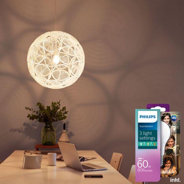Click Licht philips smartvolume sceneswitch set pendelleuchte ring ohne dimmer