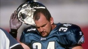 Former Nfl Player Kevin Turner Diagnosed With Cte Nfl Players