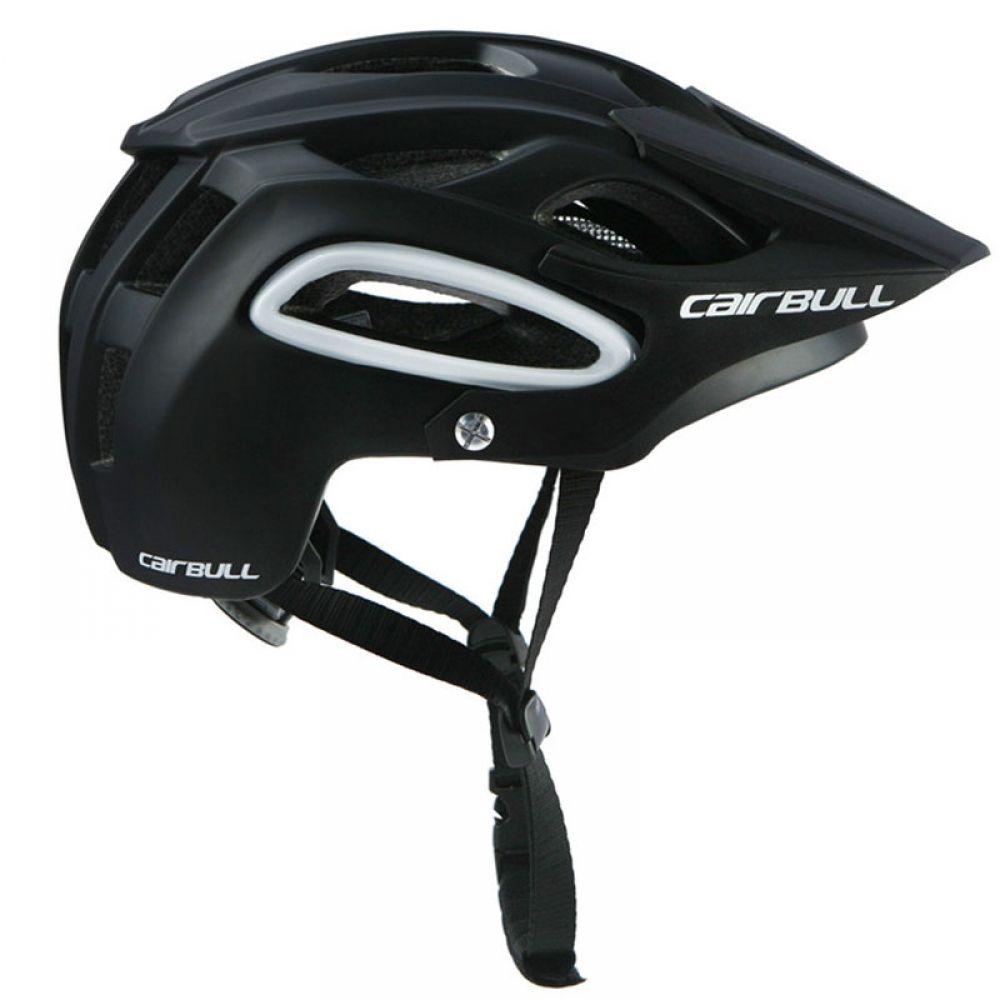 Mountain Bike Helmet With Visor In 2020 Bicycle Helmet Bike