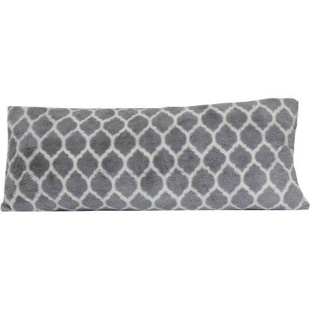 Home Pillows Trellis Pattern Body Pillow Covers
