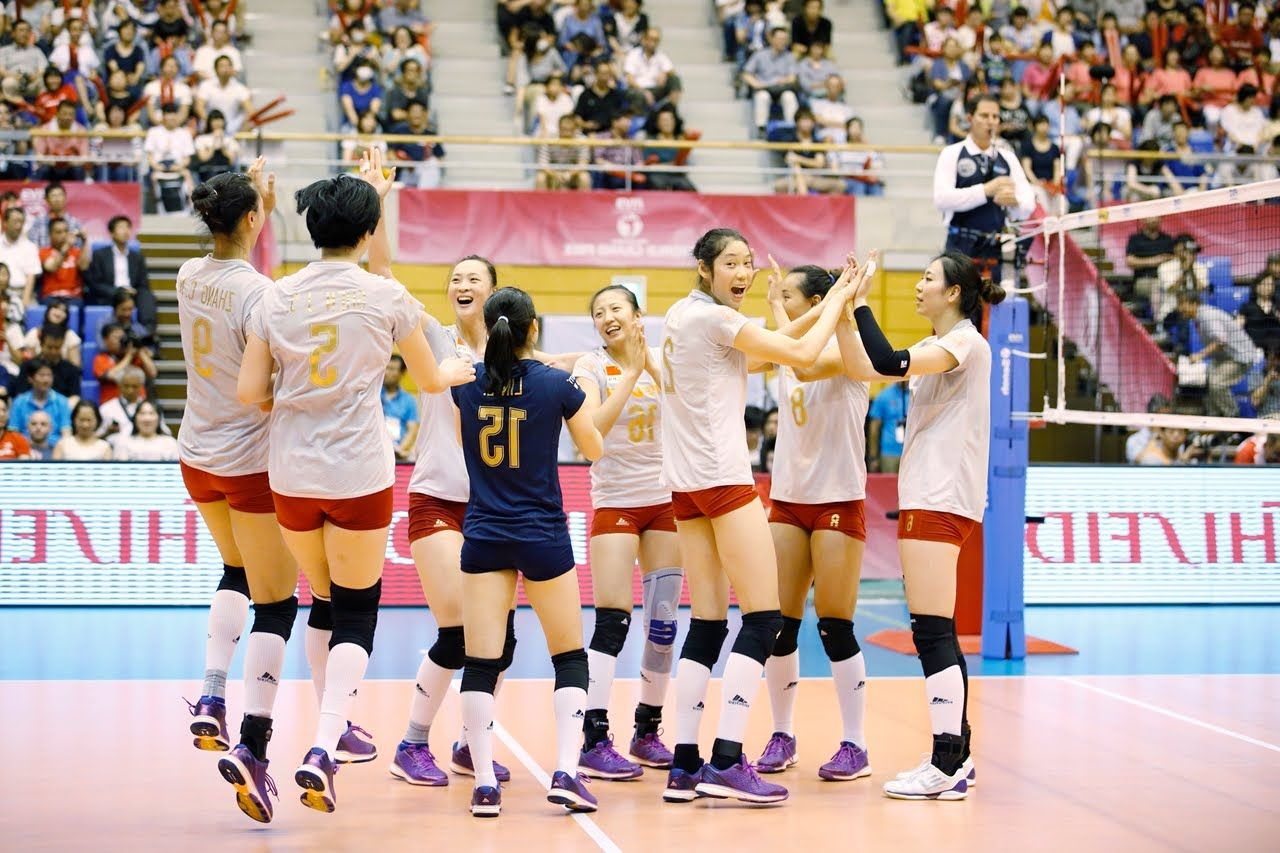 Japan Vs China 27 Apr 2016 Volleyball Women S