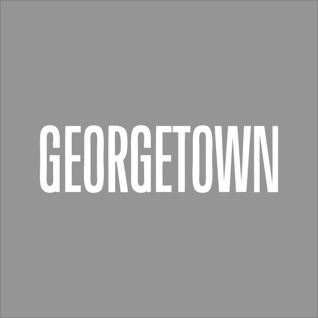 Georgetown Hoyas 7 College Logo 1c Vinyl Decal Sticker Car Window Wall Vinyl Decals Vinyl Decal Stickers Car Stickers