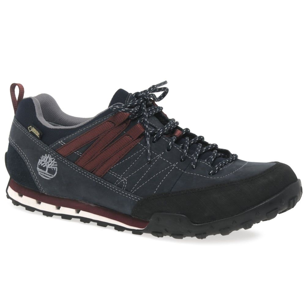 4c75b4254 Merrell Intercept, Men's Lace-Up Outdoor Cross Trainer Shoes - Smooth Black,  6.5 UK