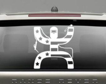 Hooey Welder Rodeo Inspired Car Decal / Hooey Welder Vinyl Decal ...