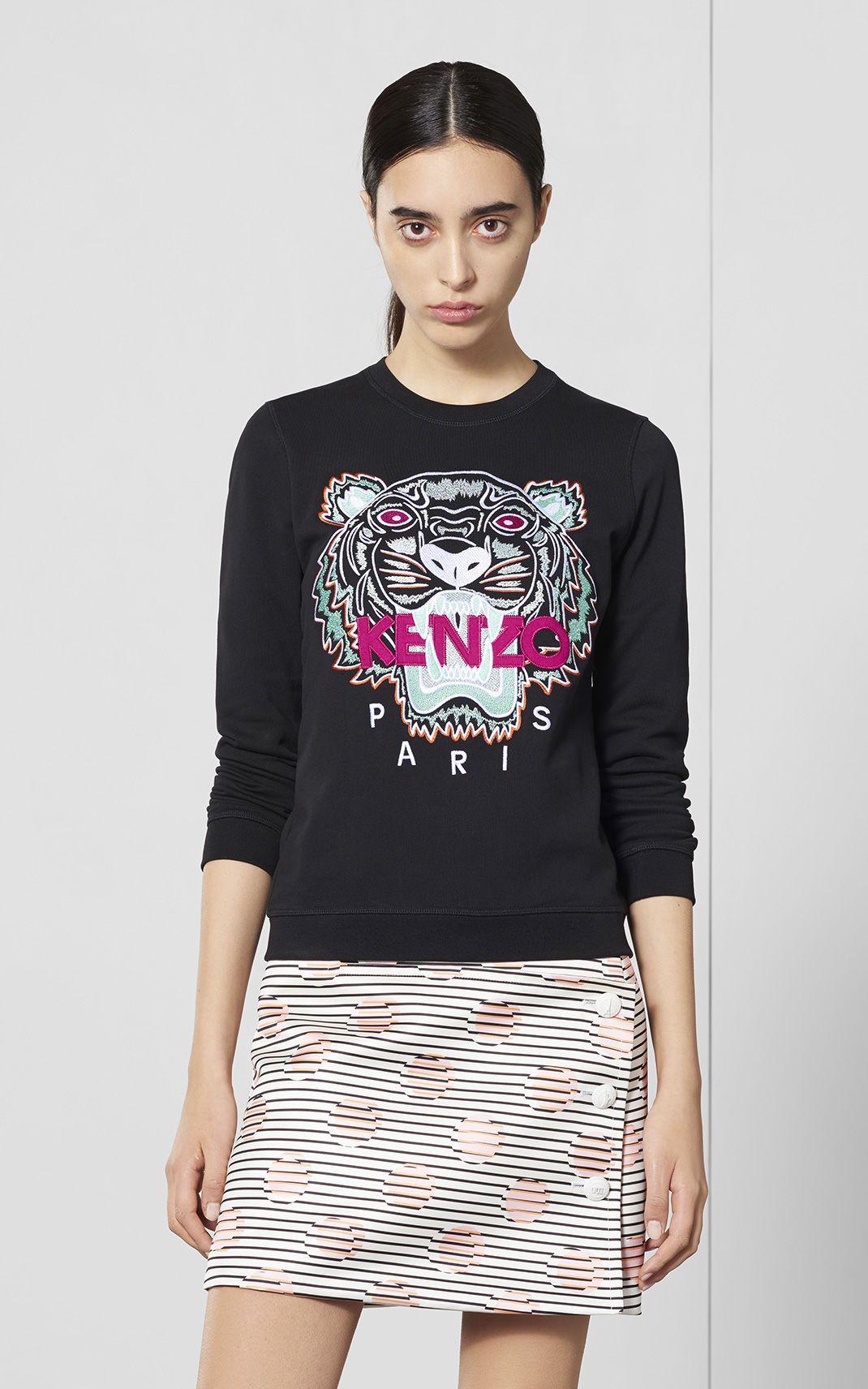 Cheap Kenzo Tiger Hoodie Womens