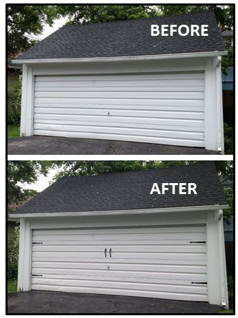 Pin By Markie Roake On My Projects Garage Door Design Home Improvement Curb Appeal