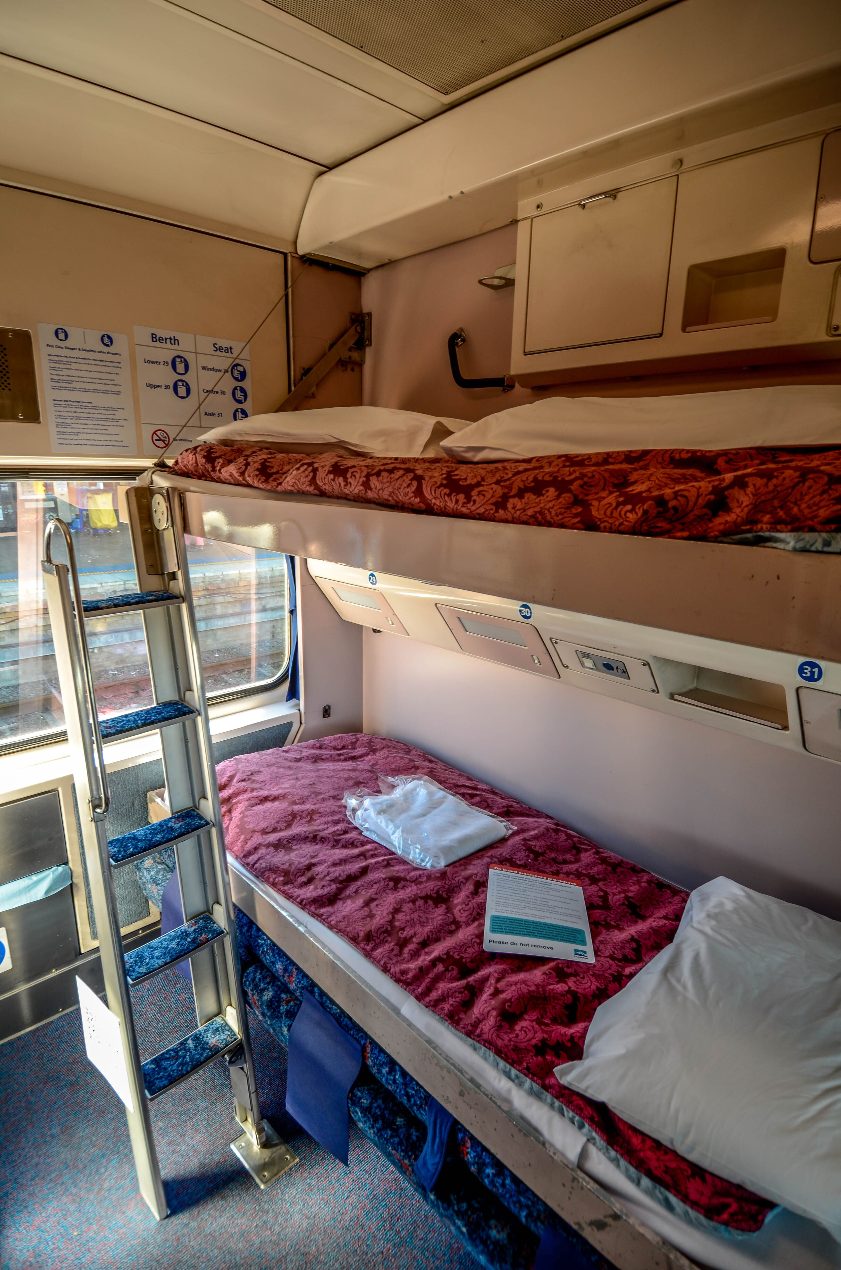 Sleeper trains... why do these have such a bad rep? You