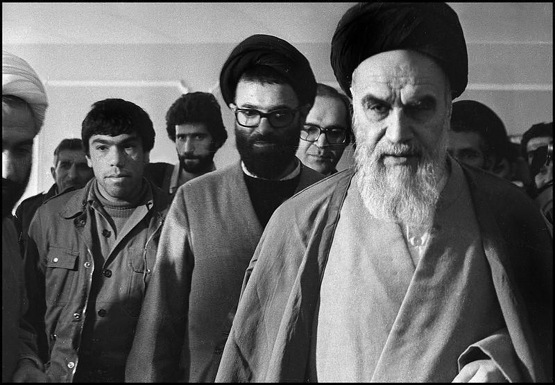 Alfred Yaghobzadeh Photography Islam Photography Revolution