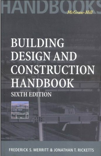 Free Download Building Design And Construction Handbook Pdf Building Design Building Construction