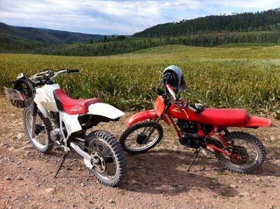 Blogger Bike Honda Supercross
