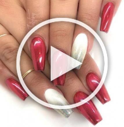 Super Nails Gel Simple Christmas 32 Ideas