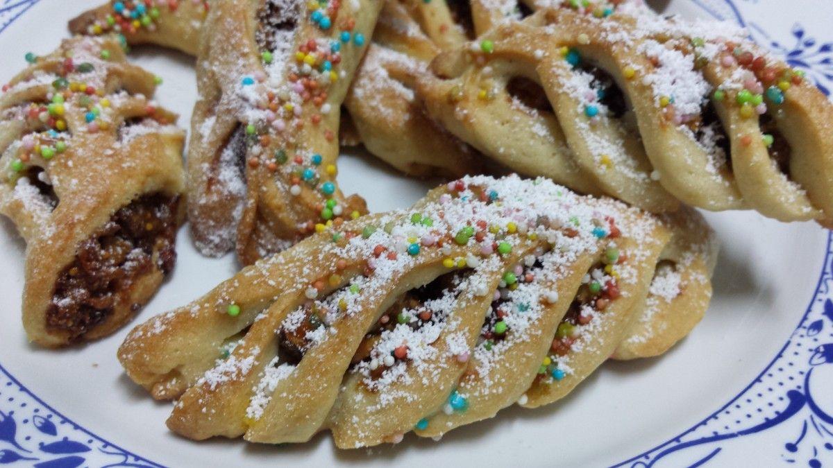 Dolci Natalizi Palermitani.Dolci Di Fico Siciliani Cookies Bars Brownies Dolci