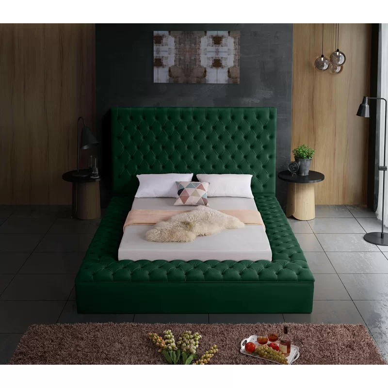 Geralyn Upholstered Storage Platform Bed in 2020 Stylish