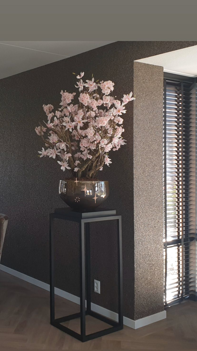 Luxury Flowers Huis Interieur Woonkamer Decoratie Binnenhuisarchitect
