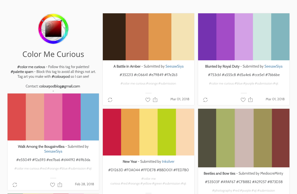 51 Best Color Sites for Graphic Designers Color, Graphic