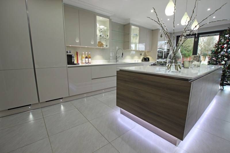 Charmant Floating Kitchen Island Effect Island Kitchen, Floating Kitchen Island, Kitchen  Island Lighting Modern,