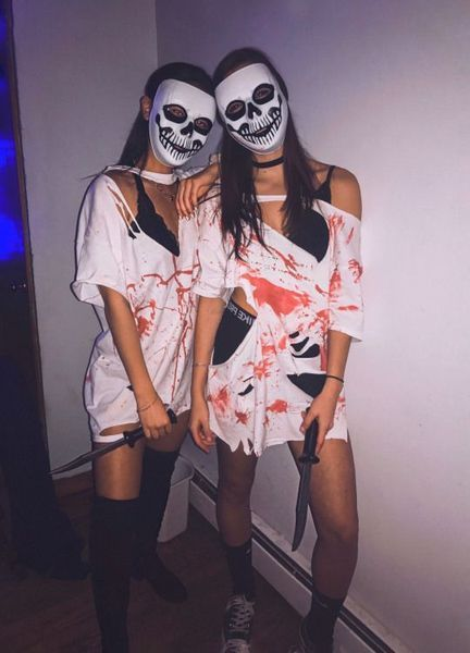 Womens Scary Halloween Costumes >> 54 Best DIY Halloween Costumes For 2019 You Should Know | ...