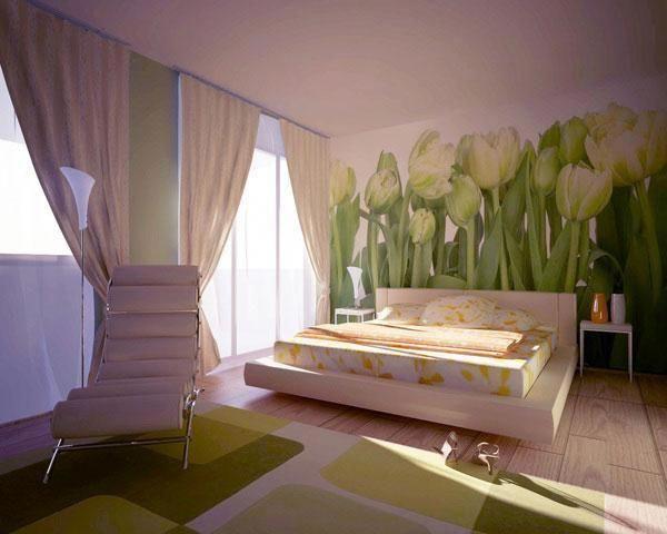 Photo of 12 Romantic Modern Sanctuary Bedroom Ideas | Home with Design #sanctuarybedroom