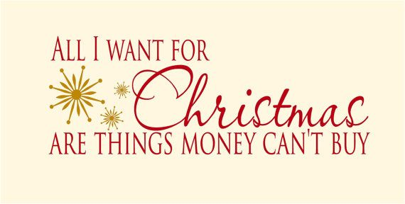 All I Want For Christmas Holiday Vinyl By Itswritteninvinyl 15 77 Christmas Holidays Vinyl Lettering Lettering
