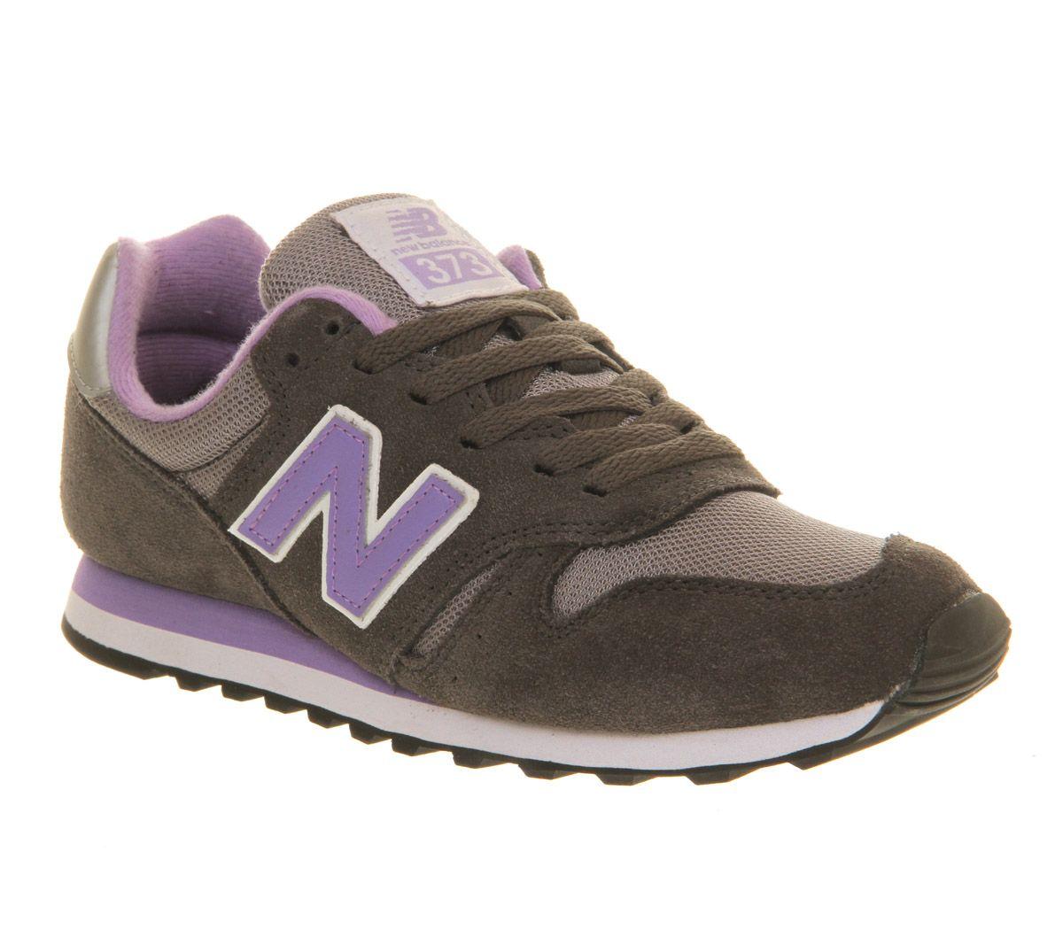 le dernier 090e5 91542 New Balance W373 Grey Purple £ 30   Shoes   Pinterest   New ...