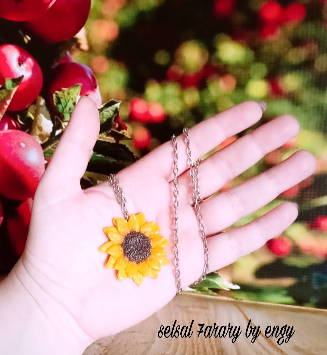 سلسلة عباد الشمس هاند ميد اختيار الاكسسورات المصنوعة يدويا هو أفضل وسيلة للحفاظ على هدية فريدة من نوعها وجميلة إذا كنت تبحث للتعبير Cuff Bracelets Cuff Jewelry