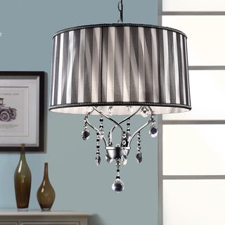 Tribecca Home Acel 1 Light Crystal Pendant Chandelier Ping Great Deals