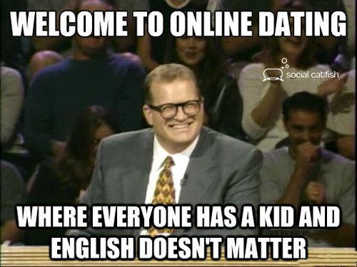 Online dating site memes