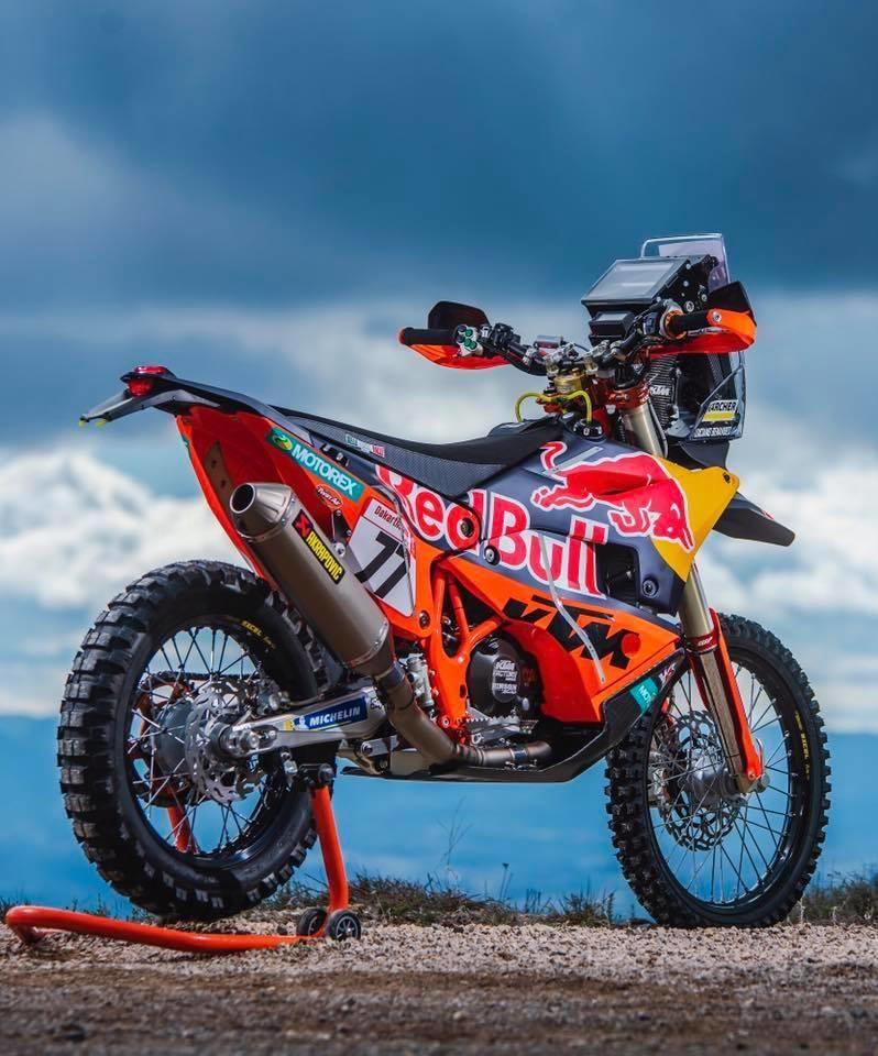 2019 Dakar Ss10 Kings Of The Desert Ktm Factory Ktm Racing Bikes
