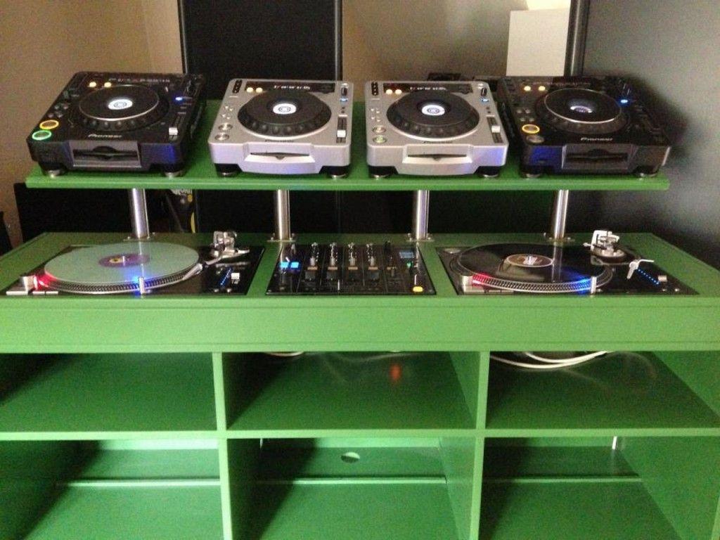 Dj Booth Design Dj Booth Dj Room Dj Setup