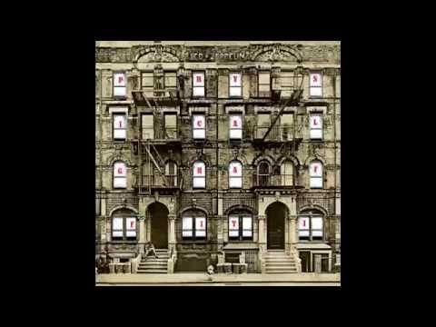 Led Zeppelin - In The Light (Physical Graffiti)