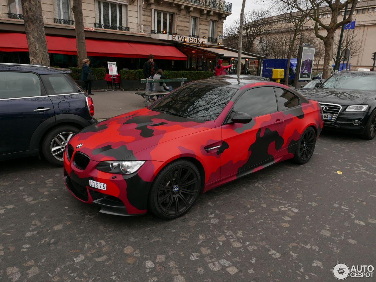 BMW M3 E92 Coupé 2 | camo | Pinterest | BMW M3 and BMW