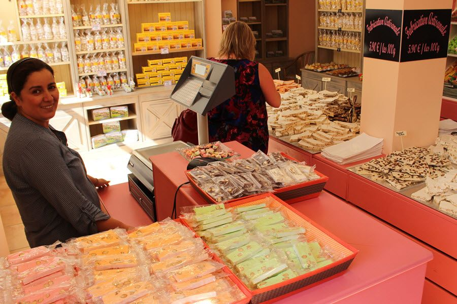Nougat - a French specialty