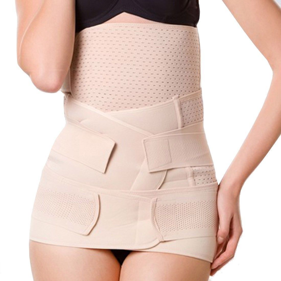 fd4112c3ed Post-Partum Waist Shaper Recovery Support Belly Trimmer Maternity Postnatal  Belt