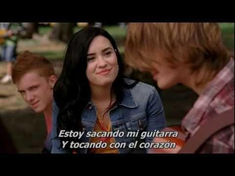 Pin De Karen Vargas En Sweet And Simple Songs Camp Rock Videos Musicales Demi Lovato