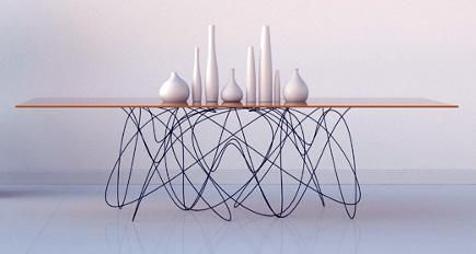 Table Pied Table Design Pieds De Table Table Design Meuble Deco