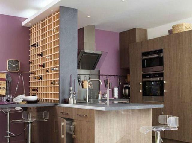 cuisine originale cave a vin leroy merlin   *kitchen!*   pinterest