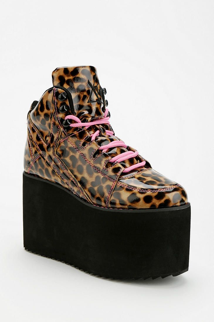 Shoes, Funky shoes, Platform sneakers