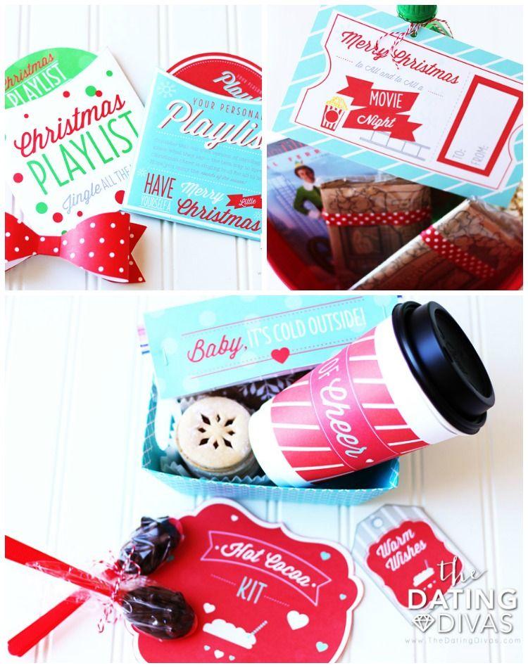 Christmas neighbor gift ideas pack neighbor christmas