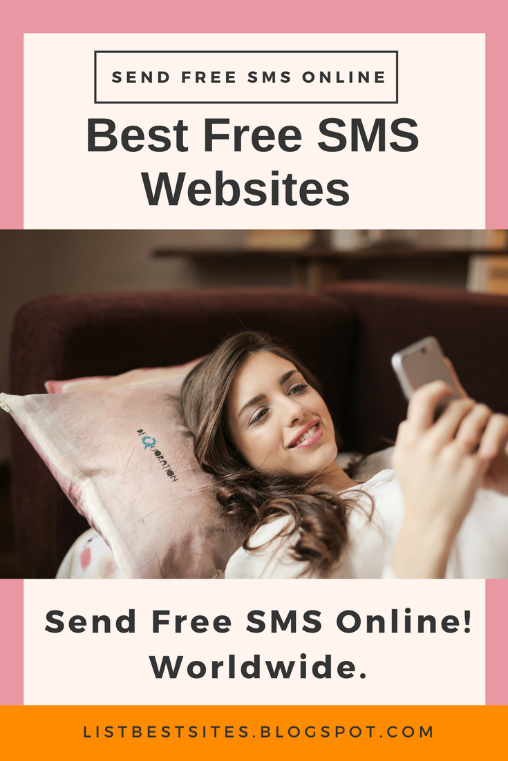 Send Free SMS Online! Free SMS Online Worldwide  TOP 30 - Best Free