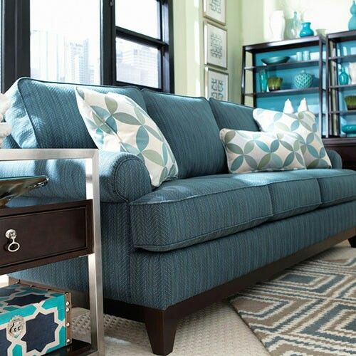 Lazyboy Not In Blue Living Room Style Sofa Set Lazy Boy