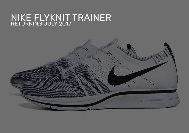 brand new 67282 1acec sneakers news The Original Nike Flyknit Trainer Is Returning In July